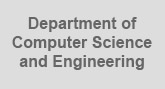 Department of Computer Science and Engineering